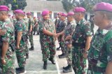 Yonmarhanlan VIII Bitung berangkatkan 27 atlet Prajurit ke Lampung