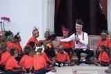 Presiden Jokowi penuhi janji ajak anak-anak Papua berkunjung ke Jakarta