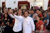 Gerindra telah jadi simbol oposisi kontrol pemerintahan