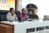 Menurut Polri, Abu Rara tak spesifik hendak serang Menkopolhukam Wiranto