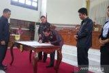 AKD ditetapkan, DPRD Gumas harapkan kerjasama berjalan lancar