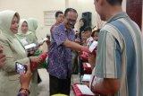 Dharmayukti Karini Cabang Tanjungkarang beri beasiswa kepada 30 anak