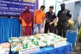 BNN gagalkan distribusi 20,57 kg sabu-sabu di rumah oknum sipir
