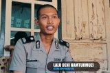 Kisah anak buruh pasir berhasil jadi polisi