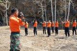 Satgas Reaksi Cepat Siap Sumbawa Barat latihan penanggulangan bencana