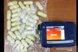 Polda Metro menggagalkan penyelundupan heroin modus dimasukkan ke anus