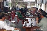 PKB-NU Sulteng silaturahim bahas kegiatan Hari Santri