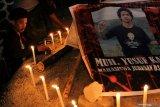 Penembakan mahasiswa, lima polisi jalani sidang disiplin