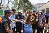 Blora kekeringan, ACT Jateng dan BI guyur 192.000 liter air bersih