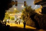 Jalan layang di China runtuh, tiga tewas