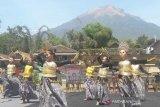 Masyarakat lereng Gunung Sindoro gelar Festival Lembutan