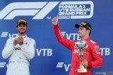 Lewis Hamilton pandang Leclerc pebalap nomor satu Ferrari