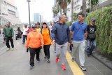 Pemkot Jakarta Pusat tawarkan wisata jalan kaki atau