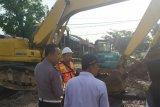 Polisi perkirakan Jalan Juanda-S Parman dapat dilalui kendaraan pada Senin