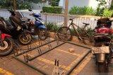 Warga sekitar Sudirman-Thamrin Jakarta masih enggan manfaatkan jalur khusus sepeda