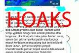 LIPI : Tidak benar Maluku ambles jika palung laut longsor