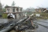 10 orang tewas dan belasan hilang akibat Topan Hagibis di Jepang