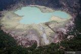 Objek wisata Kawah Putih bisa dibuka usai karhutla