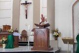 Uskup Manado pimpin Misa Raker KBK Keuskupan Manado