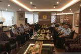Wakil Bupati Boven Digoel minta pembentukan UKK saat bertemu Dirjen Imigrasi