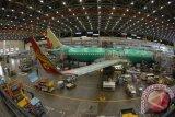 Retakan struktural ditemukan di pesawat Boeing 737 NG