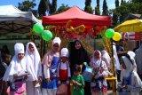 SD IT Ikhtiar gelar 'Market Day' bantu pengungsi Wamena