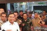 Gerindra tegaskan Prabowo Subianto sudah sampaikan sikap bantu Pemerintah