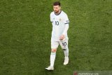 Lionel Messi perkuat Argentina mulai November