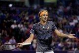 Alexander Zverev jadi pemain ketujuh yang lolos ke ATP Finals