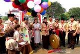 Libatkan Pramuka dalam pengentasan stunting di Kalteng