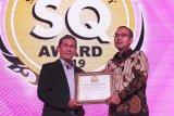 Beri layanan terbaik, bengkel AHASS kembali raih SQ Award