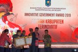 133 Inovasi Antarkan Agam Raih  Anugerah Inovative Government Award  2019