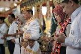 Wagub-tokoh Lampung tandatangani komitmen jaga kerukunan umat beragama