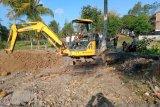 Program TMMD Kodim Lombok Tengah mencapai 53 persen