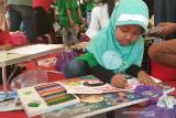 Lomba mewarnai meriahkan Hari Anak Nasional di Sultra