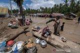 Upaya Pasigala cegah banjir musim hujan pascagempa