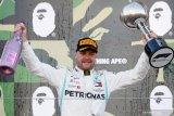 Valtteri Bottas juara GP Jepang di sirkuit Suzuki