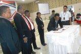 Pelantikan anggota DPRD Kabupaten Biak Numfor ditetapkan pada 24 Oktober 2019