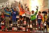 Khoiful Mukhib juara Indonesian Downhill 2019