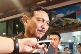 Luhut Pandjaitan tak takut temui masyarakat pasca penusukan Wiranto