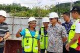 Pembangunan Fisik Guest House Capai 29,78 persen