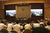 DPR rapat koordinasi dengan aparat keamanan pascapenusukan Wiranto