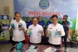 Dua kurir dan bandar sabu-sabu di Banyumas terancam hukuman mati