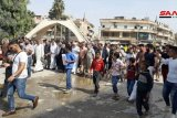 Suriah kerahkan tentara di sepanjang perbatasan dengan Turki
