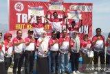 86 atlet ikuti ajang Triathlon dan duathlon di Kota Bima