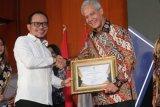 Jateng provinsi terbaik pembangunan ketenagakerjaan nasional 2019