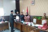 AKD dan tatib DPRD Kalteng periode 2019-2024 disahkan