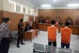 Pengadilan vonis mati dua pembunuh sopir daring