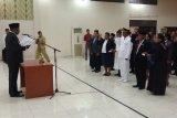 Bupati: Pelantikan 25 pejabat Biak Numfor untuk tingkatkan kinerja pelayanan