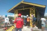 Renovasi jembatan Tentena untuk objek wisata dimulai